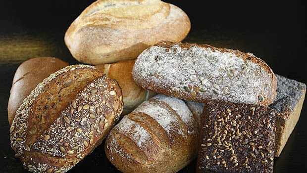 auch Brot gelingt in der Heißluftfritteuse